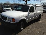 ford ranger Ford Ranger XL Standard Cab Pickup 2-Door